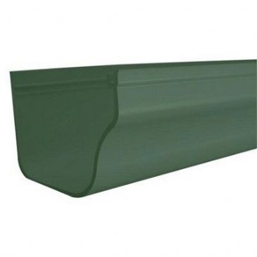 DLS HOLIDAY HOME GUTTER 2M GREEN
